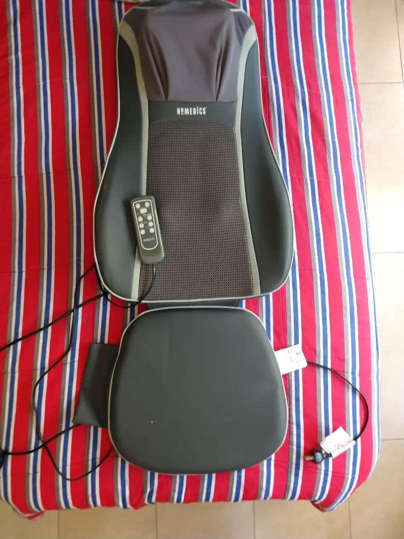 Vendo silla masajeadora HOMEDICS Shiatsu Mcs-8840 0