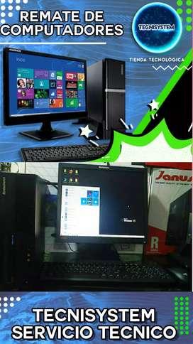 Computador Lenovo de mesa