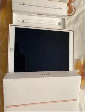 iPad Air 256 GB Rose Gold + Gratis Apple pencil