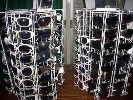 exhibidor para 48 lentes