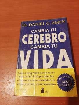 libro cambia tu cerebro cambia tu vida