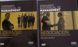 Marketing, Liderazgo, creatividad y negociación.
