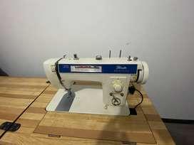 Máquina De Coser Vintage Brother Pacesetter 701 Super Full