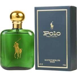 Perfume Polo Verde 118ML Ralph Lauren Original Delivery Gratis en Lima
