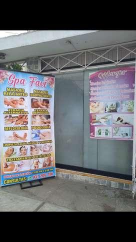 SPA FAVI masajes