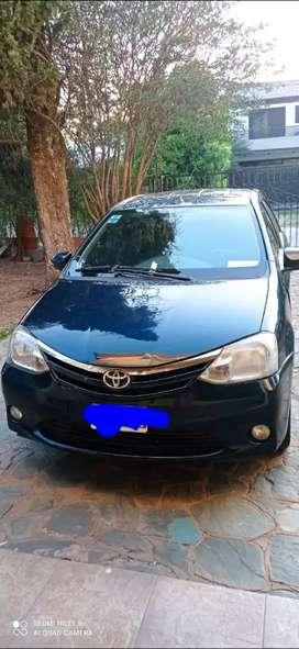 Vendo Toyota Etios 2015 XLS  Sedan