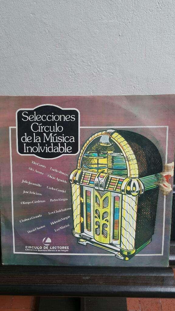 Se Vende Disco de La Musica Innolvidable 0