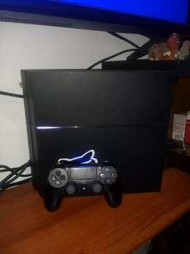 Playstation 4 de 500gb un control de segunda generación 5 juegos digitales