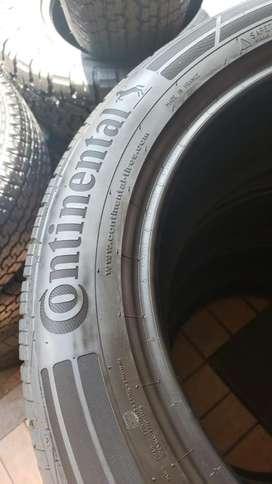 Llantas 225 55 18 Continental