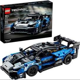 Lego Technic Mclaren Senna Gtr 42123 Nuevos Entrega Inmediata