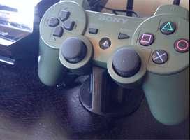 Base Control Sony Play Station 1, 2 Y 3 sencillo Dualshock Varios colores