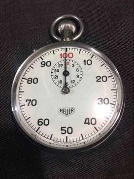 Cronometro Antiguo Heuer