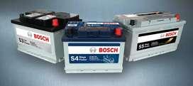 BATERIAS Bosch Moto y autos
