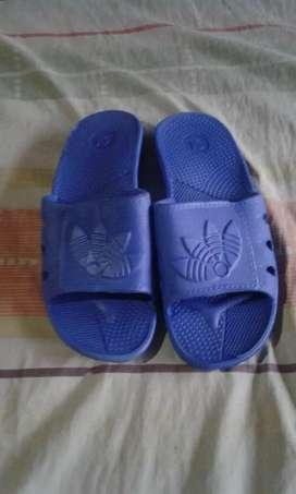 Zapatillas azules talla 38