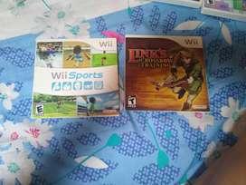 Video juegos Wii originales