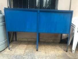 Alacena azul