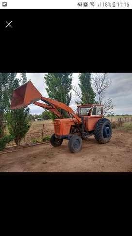Vendo Tractor Fiat 800