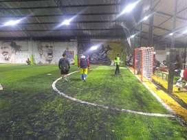 Mallas de Arcos Microfutbol, Futbol