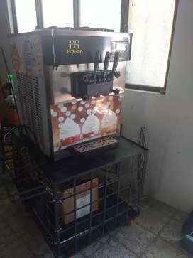 Ganga Vendo nevera para  helado suave