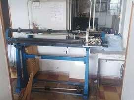 En venta maquina tejedora GALGA 10 EN PERFECTAS CONDICIONES