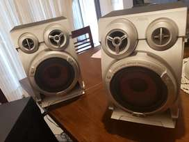 Aiwa Jax PX 33 equipo de sonido