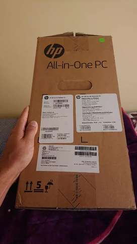 Computadora HP all-in-one PC