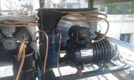 servicio técnico comercial en refrigeración, equipos comerciales, Bateas exhibidoras y cámaras frigoríficas
