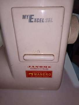 Maquina de coser Janome My excel 23L