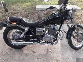 VENDO HONDA REBEL CMX 250 MODELO 1985 JAPONESA EN EXCELENTE ESTADO. TOMO MENOR VALOR