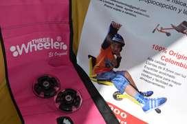 Llantas repuesto Three Wheeler Wheelt trineta, triciclo ranita Brujita