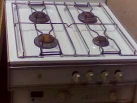 anafe y horno Domec