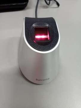 Sensor de Huella Dactilaróptico Biomini