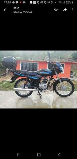 Vendo moto boxer o permuto por pulsar gt
