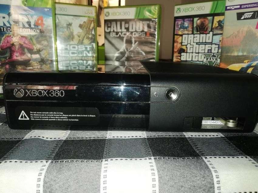 Xbox 360 Ultra Slim E Original Play 4 On 0