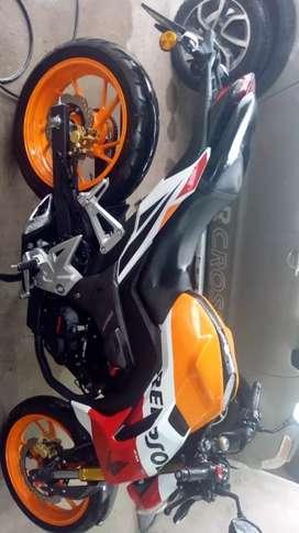 Honda CB190R REPSOL EDICIÓN LIMITADA