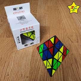 Master Pyraminx 4x4 Cubo Rubik Qiyi Piramide Speedcube