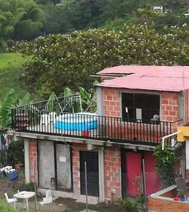 Casa rural muy cerca de la ciudad