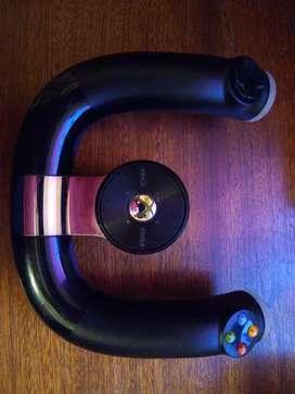 Volante inalámbrico Xbox 360 original