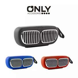 Parlante speaker portátil Bluetooth SUPER BASS