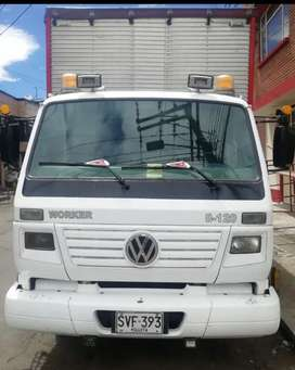 Vendo o permuto Volkswagen Worker 8-120