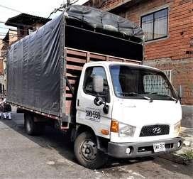 Camion Hyundai HD 78 2011 Único dueño