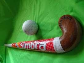 Palo De Hockey Simbra 37 más bocha Drial