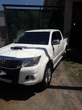 Toyota Hilux Srv 2015