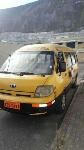 Furgoneta Kia precio 2005