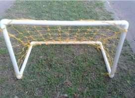 Arco de fútbol infantil