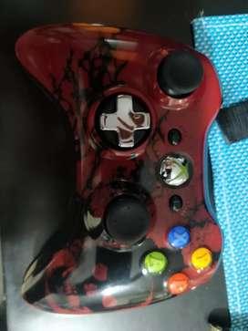 Control Xbox 369 edición gears original.