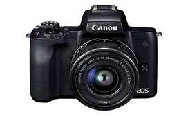 Cámara Canon EOS M50