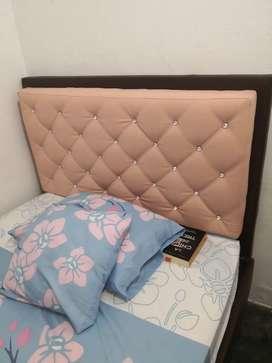Venta de base cama, colchon y espaldar