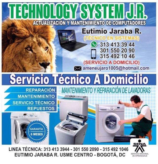 Mantenimiento de lavadoras y computatores 0