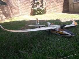 Drone Avion Bliker 1 Con El Equipo Fpv Instalado Y Accesorio